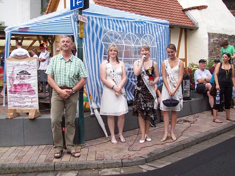 03.07.2010 -1- Strassenfest in Oberdorfelden