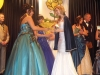 15.09.2012 -3- Krönung der Goldsteiner Rosenkönigin Melissa I.